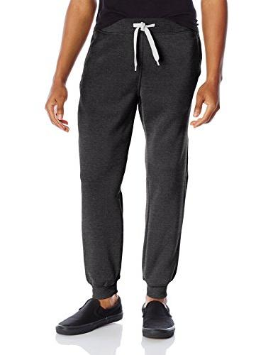 Young SOUTHPOLE Jogger L, Heather Charcoal