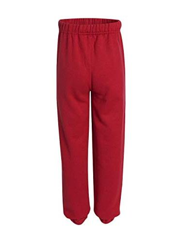 Jerzees 8 NuBlend Fleece TRUE RED
