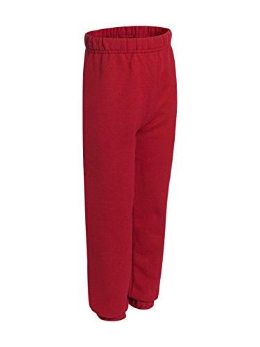 Jerzees 8 NuBlend Fleece M TRUE RED