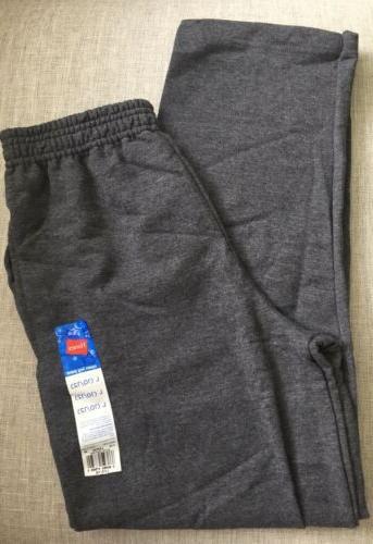 youth boy girl open leg sweatpants large