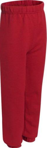 JERZEES - NuBlend Youth Sweatpants 973B - Small - Red