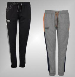 Ladies Lightweight Cut And Sew Block Colour Jogging Pants Sw