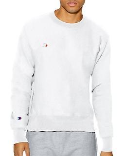 Champion Life3; Reverse Weave Men's Sweatshirt White M
