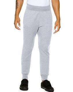 Champion Life3; Men's Reverse Weave Trim Jogger Pants Silver