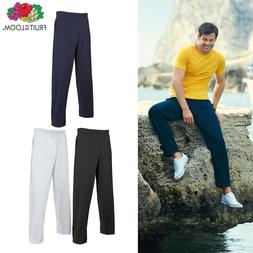 Fruit of The Loom Lightweight Sweatpants - Men Fleece Athlei