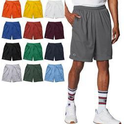 Champion Long Mesh Shorts with Pockets - 81622