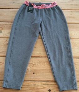 Under Armour Loose Fit Capri Leggings/Sweatpants Women's XS