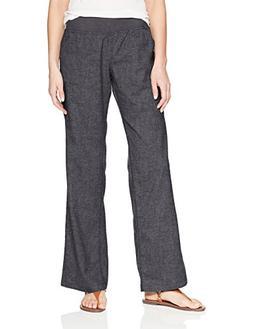 prAna Women's Mantra Pants, Small, Coal