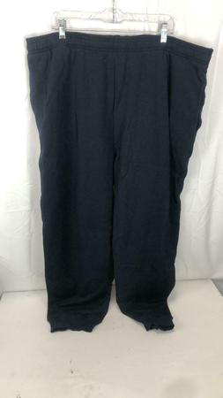 amazon essentials men navy sweatpants size 2xl
