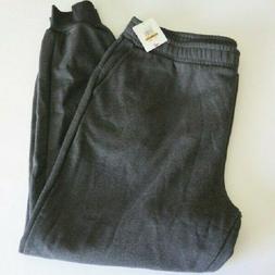 PUMA Men's 4XL Charcoal Gray Sweatpants Big & Tall Pants Act