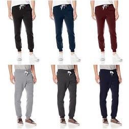 Southpole Men's Active Basic Jogger Fleece Pants Plus Size X