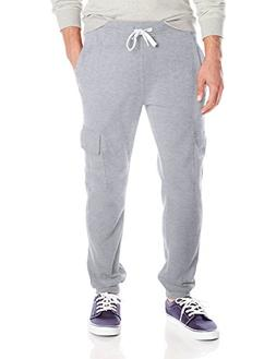 active basic jogger fleece cargo