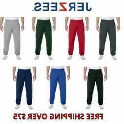Jerzees Men's Adult Heavy NuBlend Pocket Sweatpants S-3XL 48