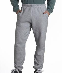 Jerzees Men's Adult Heavy NuBlend Pocket Sweatpants 4850MP