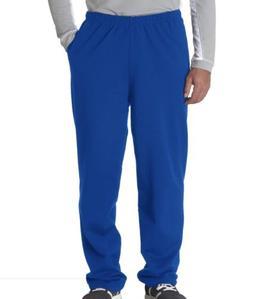 Jerzees  Men's & Women's NuBlend Open-Bottom Gym Sweatpants