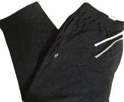 Polo Ralph Lauren Men's Athletic Pants Sweatpants Black Heat