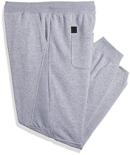 Southpole Men's Big and Tall Active Basic Jogger Fleece Pant
