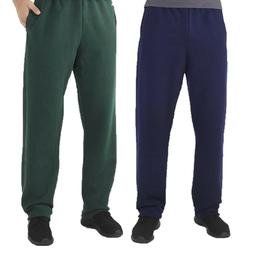 Russell Athletic Men's Big Tall Sweatpants Jogging 2 Pocket