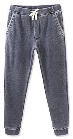 HARBETH Men's Casual Fleece Jogger Sweatpants Cotton Active