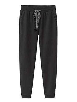 AKARMY Men's Casual Skinny Chino Jogging Harem Pants Elastic