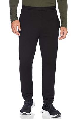 Amazon Essentials Men's Closed Bottom Fleece Pant Size Small