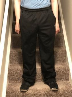 Men's Under Armour Cold Gear Loose Fit Sweat Pants Black