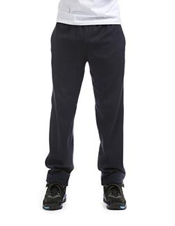 Pro Club Men's Comfort Fleece Pant, X-Large, Navy