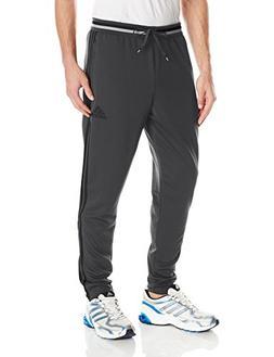 adidas Men's Condivo 16 Training Pants, Dark Grey/Black, Lar