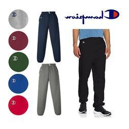 Champion Men's Cotton Max 9.7 oz. Gym Athletic Sweatpants Wo