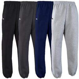 Russell Athletic Men's Dri-Power Closed-Bottom Sweatpants wi