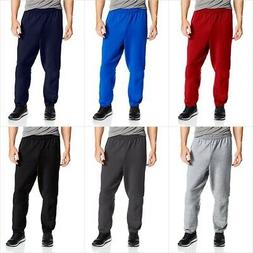 men s ecosmart fleece athletic long sweatpant
