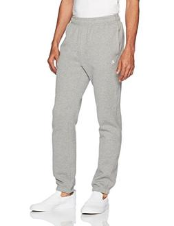 Starter Men's Elastic-Bottom Sweatpants with Pockets, Amazon