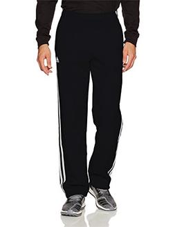 adidas Men's Essentials 3 Stripe Regular Fit Fleece Pants, B