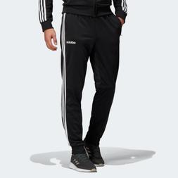men s essentials 3 stripes tapered tricot