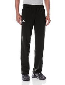 adidas Men's Essentials Track Pants, Black/Black/White, Larg