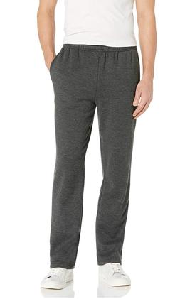 Amazon Essentials Men's Fleece Sweatpants 6X Charcoal Grey N
