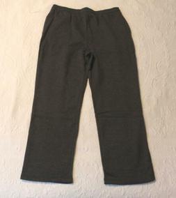 Amazon Essentials Men's Fleece Sweatpants BE9 Charcoal Heath