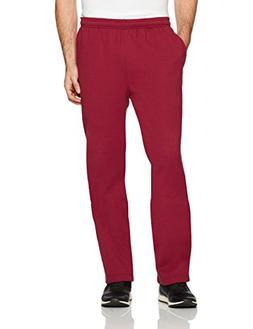 Amazon Essentials Men's Fleece Sweatpants, Red, XX-Large