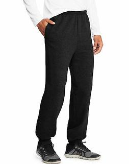 Hanes Men's Fleece Sweatpants w/ Pockets Ultimate Cotton Spo