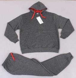 HNL Projection Men's Full-Zip Jacket and Sweatpants Set MC7