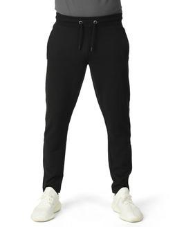 men s heavyweight french terry zipper bottom