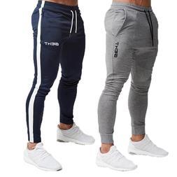 Men's High quality <font><b>Brand</b></font> Men pants Fitne