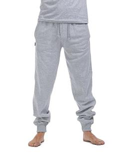 Pro Club Men's Jogger Fleece Long Pants, 3X-Large, Heather G