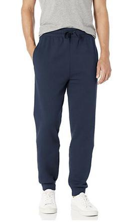 HANES Men's Jogger Sweatpants with Pockets 08389 Size XL - N