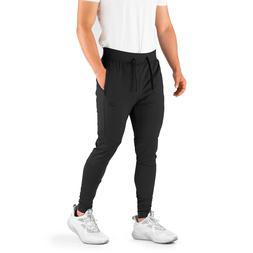 Contour Athletics Men's Joggers Elite  Track Pants Workout S