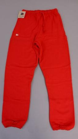 Champion Men's Life Reverse Weave Fleece Sweatpants AB3 Red