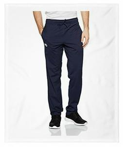 Men's Nike Open Hem Club Cotton Jersey Sweatpants Navy Blue