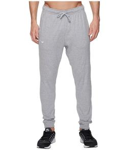 Nike Men's NSW CUFFED JOGGER COTTON JERSEY Sweatpants Grey/W