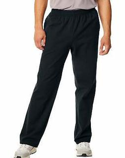 Hanes Men's Pant Jersey Pocket X-Temp Sweat Workable Drawstr