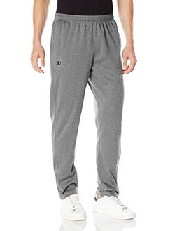 Champion Men's Performance Fleece Pant, Granite Heather, Med